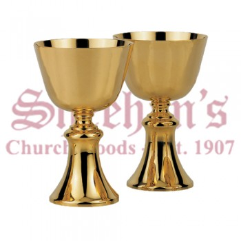 High Gloss Contemporary Serving Chalice