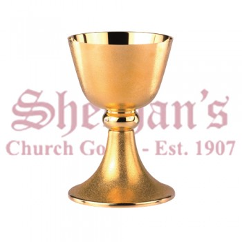 Artimetal Classic textured cup and base Chalice