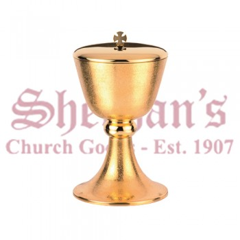 Artimetal Classic textured cup and base Ciborium