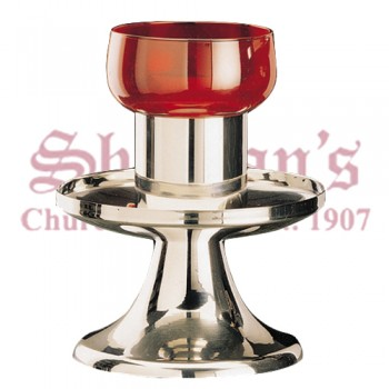 Stainless Steel Altar Tabletop Santuary Lamp