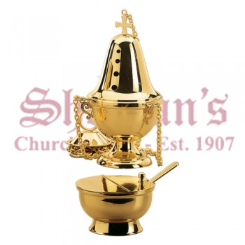European Censer and Boat