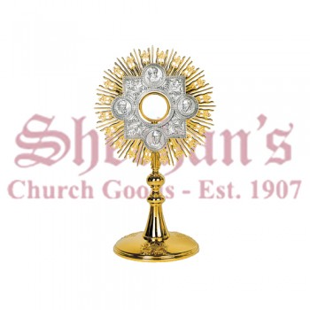 Four Evangelists Monstrance