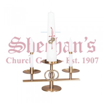 Altar Top Wedding Candelabra