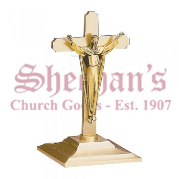 Altar Crucifix in Satin Finish