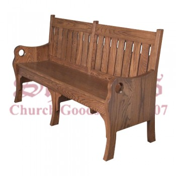 Sophisticated Portable Bench with Fine Detail Designs