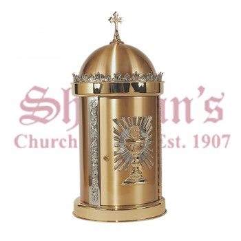 Tabernacle With Chalice Accent