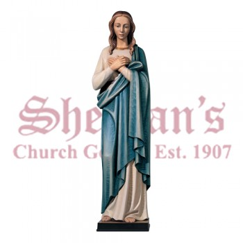Blessed Mother 5' Statue