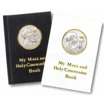 My Mass and Holy Communion Book