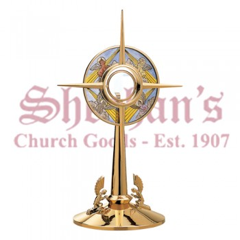 Stained Glass Monstrance