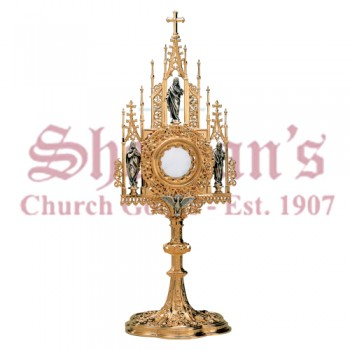 French Gothic Style Monstrance