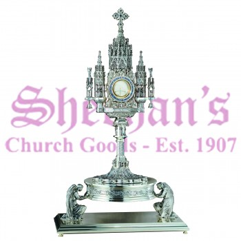 Gothic Filagree Monstrance