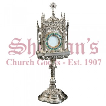 Gothic Monstrance by Artistic Silver