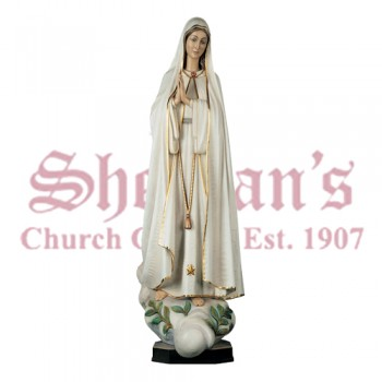 Our Lady of Fatima Indoor / Outdoor Statue