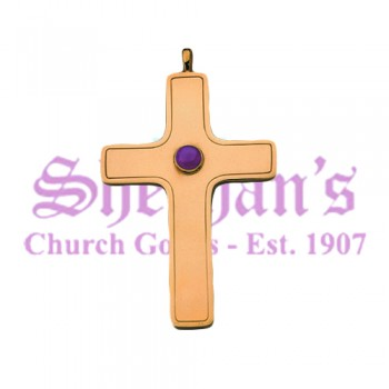 Contemporary Clergy Neck Pendant Pectoral Cross
