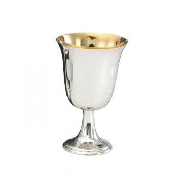 Communion Cup in Silver Finish