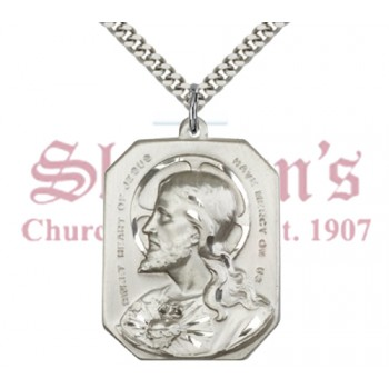 Sacred Heart of Jesus Medals