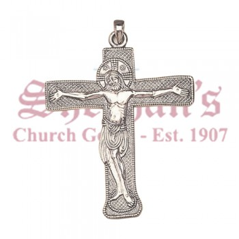 """Christ"" Motif Pendant Pectoral Cross"