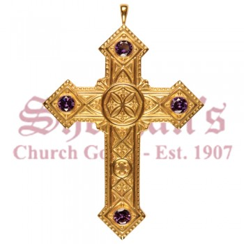 Pectoral Cross from Artistic Silver