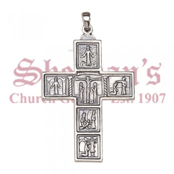 Sterling silver Pectoral Cross