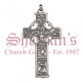 Pectoral Cross with Celtic Design
