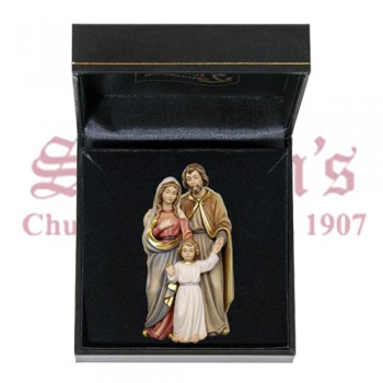 Holy Family with Gift Case