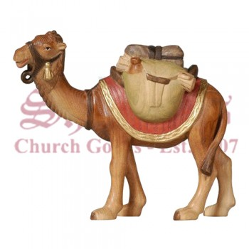 Pema Camel With Luggage