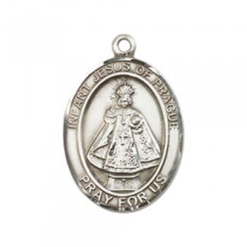 Infant of Prague Medium Pendant