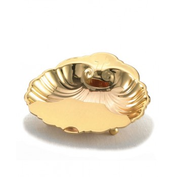 Gold Plated Baptismal Shell