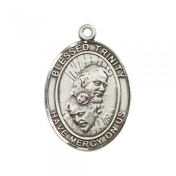 Blessed Trinity Medium Pendant