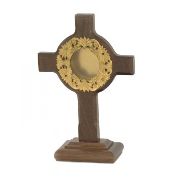 Walnut Wood Reliquary