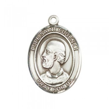 Pope Saint Eugene I Medium Pendant