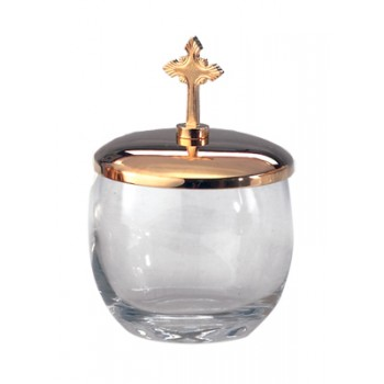 Glass Ablution Cup
