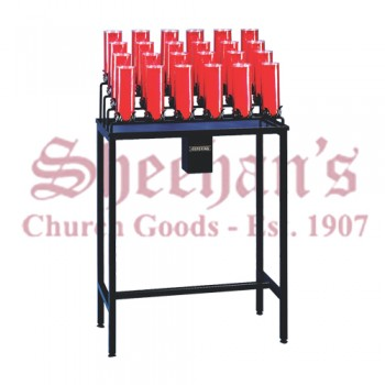 Votive Stand for Bottle Lites