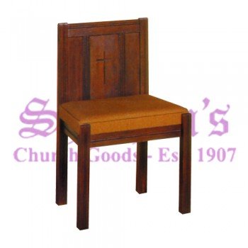 Solid Oak Sanctuary Side Chair
