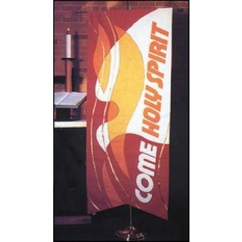 Come Holy Spirit Banner