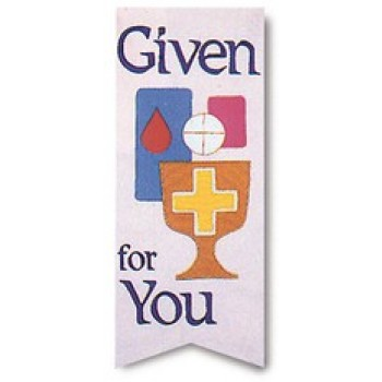 Given for You Banner