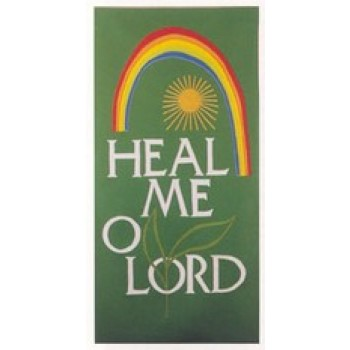 Heal Me o Lord Banner