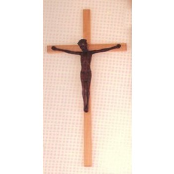 Black Christ Crucifix