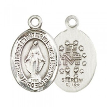 Miraculous Medal Small Pendant