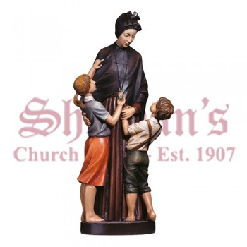 St. Magdalene of Canossa with Children