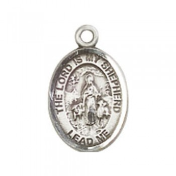 Lord Is My Shepherd Small Pendant