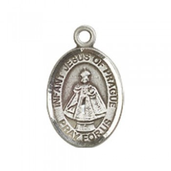 Infant of Prague Small Pendant