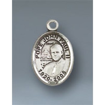 Pope John Paul II Small Pendant
