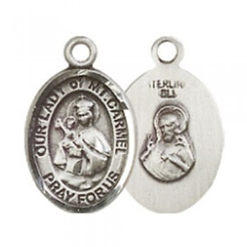 O/L of Mount Carmel Small Pendant