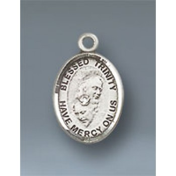 Blessed Trinity Small Pendant