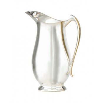Silver Plated Flagon
