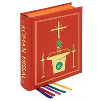 Roman Missal, 3rd Edition - Clothbound Chapel Edition