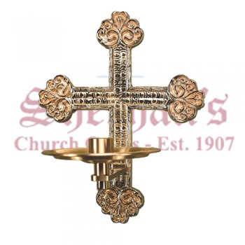 Ornamented Consecration Candle Holder