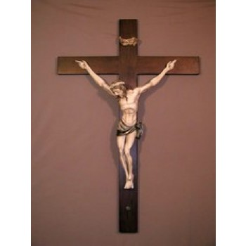 Crucifix by Ado Santini 46""