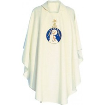 Christmas Nativity Scene Chasuble